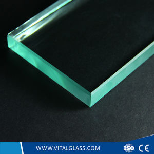 Clear Tempered Laminated Glass/Window Glass/Louver Glass pictures & photos