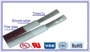 High Temperature Resistant Silicone Rubber Install Wire pictures & photos
