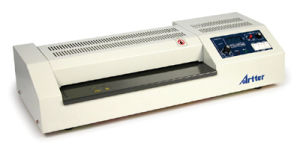 Speed & Temperature Pouch Metal Laminators (YD-LM650K) pictures & photos