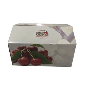Corrugated Carton Packaging Box for Cherry pictures & photos