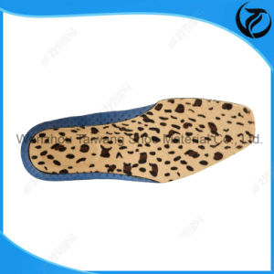 High Quality EVA Inner Base Leopard Print Insole /Tidal Shoe Insole pictures & photos