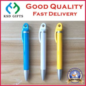 Simple Exsiting Mould Plastic Ball Poin Pens pictures & photos