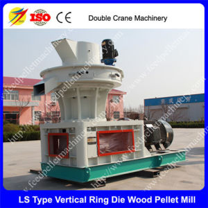 Wood/Rice Husk/Straw/Branch Pellet Mill, High Capacity High Effective Hardwood Pellet Mill/ Sawdust Pelletizer/ Biomass Wood Pellet Making Machine for Sale