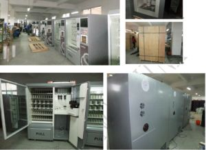 Cold Drinks Refrigerated and Snack Vending Machine LV-X01 pictures & photos