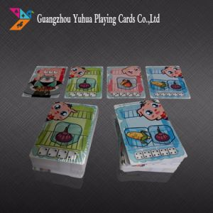 Paper Playing Cards Poker Eucational Cards for Children pictures & photos