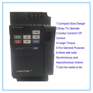 General Purpose Frequency Inverter Motor Speed Adjusting Inverter AC Drive pictures & photos