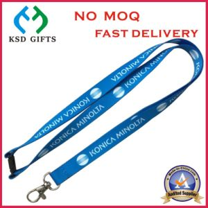 High Quality Custom Printed Polyster Neck Strap Lanyards for School pictures & photos
