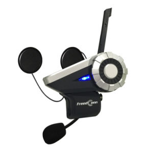 Waterproof Wireless Bluetooth Motorcycle Intercom pictures & photos