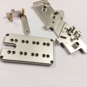 CNC Machining Custom Aluminum Parts pictures & photos