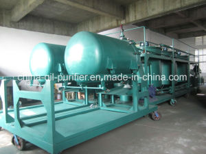 2017 Warmly Welcomed Used Black Dirty Motor Oil Regeneration Plant pictures & photos