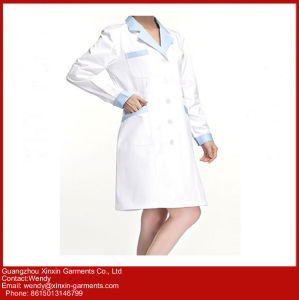 Fashion Nursing Scrubs Hospital Uniform Medical Scrubs with Pocket (H19) pictures & photos