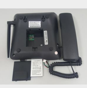 Low Cost Cordless Phone Etross 6588 GSM Fwp (Fixed Wireless Phone) Desktop pictures & photos