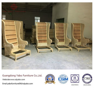 Fashion Hotel Furniture with Wing Chair for Lobby (YB-S-818) pictures & photos