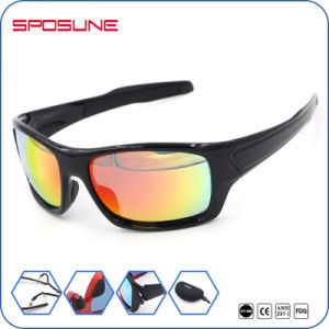 PC En166 Unbreakable Sun Glass with Custom Logo pictures & photos