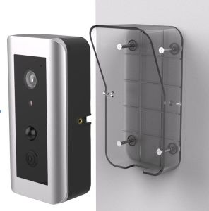 WiFi Video Doorbell Support Controlled by Mobile Phone pictures & photos