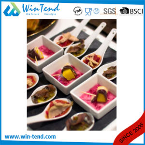 Customized Commercial White or Colored Tapas Mini Porcelain pictures & photos