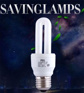 Wholesale CFL Bulbs 3u Ce Certificate 5-15W 8000h pictures & photos