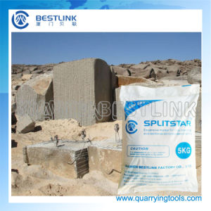 Fast Splitting and Cracking Soundless Chemical Demolition Agents pictures & photos