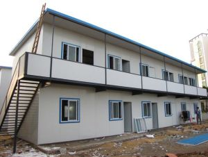 Customized Container House pictures & photos