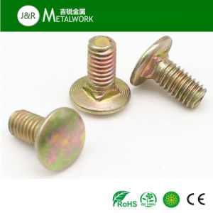 Carbon Steel Zinc Plated Coach Carriage Bolt (DIN603) pictures & photos