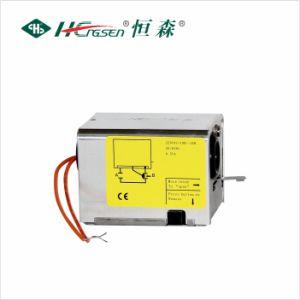 Split-Type Motorized Zone Valve Df-01 HVAC Controls Products pictures & photos