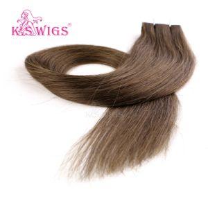 Big-Salling Virgin Human Hair 7A Brazilian Remy Hair Extension pictures & photos