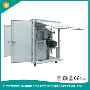 Zja in Substation Industry Two-Stage High Efficiency Transformer Oil Vacuum Oil Purifier Machine pictures & photos