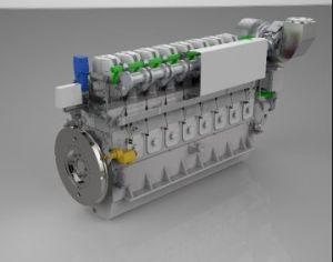 China Crrc (CSR) Qishuyan 6280zj/16V280zja/Gevo16 Locomotive Engine pictures & photos