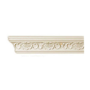 Interir Decoration PU Polyurethane Carving Cornice Moulding pictures & photos