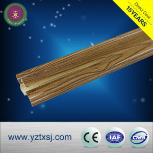 Interior Easy Install Light Weight PVC Skirting pictures & photos