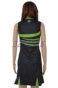 Ozeason Wholesale Hot Sale Netball Dress pictures & photos