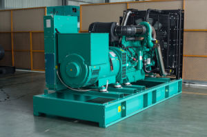 250kVA-1500kVA Portable Silent Power Electric Diesel Generator by Cummins Engine pictures & photos