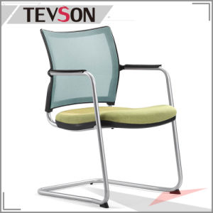 Soft and Comfortable Office Bow Conference Chair for Meeting or Reception Room pictures & photos
