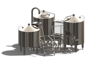 Stainless Steel Induction Bottom Home Beer Brewing Equipment pictures & photos