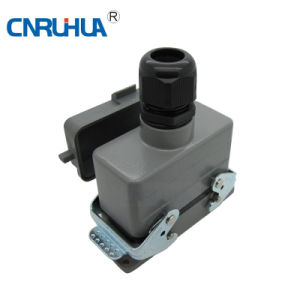 Hdc-He-016 Welding Cable Connector Male and Female pictures & photos