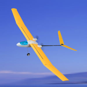 R/C Plane with Radio Stepless Speed Change (8910)