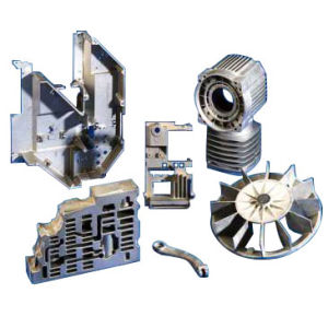 Equipment Precision Aluminum Die Casting pictures & photos
