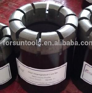 Wireline Drilling Impregnated Diamond Core Drill Bit/Coal Mine Drill Bit pictures & photos