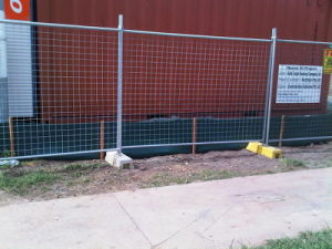 China Temporary Fencing Panels Design by Australia, Made in China 2100mm X 2400mm Panels pictures & photos