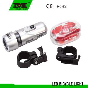 Plastic Safety Light with 7LEDs