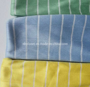 Super Quality Bamboo Fiber Microfiber Cleaning Cloth pictures & photos