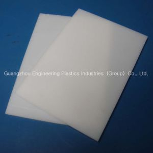 White Teflon Board with Excellent Corrosion-Resistance pictures & photos