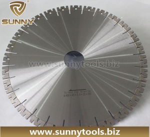 Silent Core Diamond Saw Blade for Granite Cutting pictures & photos