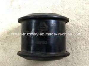 Sinotruck HOWO Truck Chassis Spare Parts Rubber Bearing pictures & photos