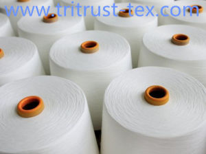 100% Polyester Spun Yarn (2/38s) pictures & photos