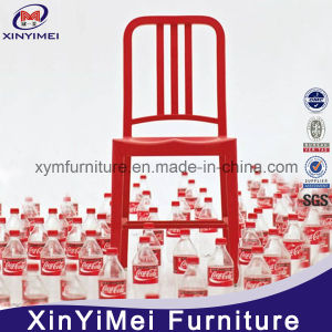 Cheap Plastic Stacking Navy Chair pictures & photos
