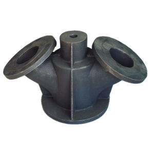 Steel Casting Part Used on Railway pictures & photos