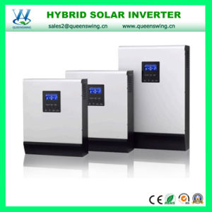3kVA 24V Can Get Power From Solar Panel/Generator/Utility/Battery Hybrid Solar Inverter pictures & photos