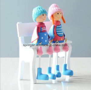 2 PCS Rural Style Puppet Decoration New pictures & photos