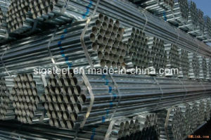 Round Shape Pipe of Oiled pictures & photos